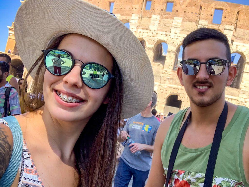 Szilvi fogszabalyozas damon q Roma
